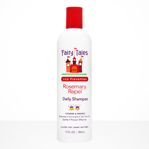 Fairy Tales¨Rosemary Repel¨ Daily Shampoo 32 fl oz / 8 oz
