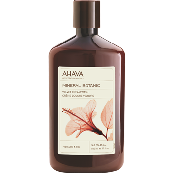Ahava Mineral Botanic Body Lotion Hibiscus & Fig - 13.5 oz