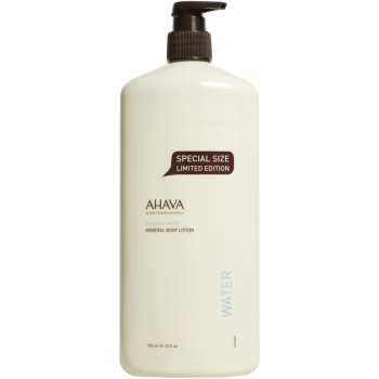 Ahava Triple Size Mineral Body Lotion