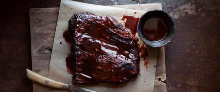 Beef Brisket With Bourbon BBQ Sauce
