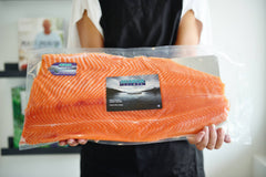 Fresh Akaroa Salmon Fillet