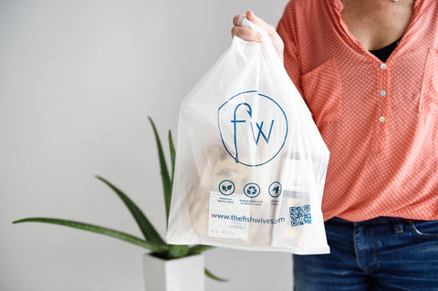 tapoica bag 100% biodegradable