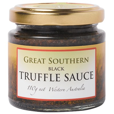 Great Southern Black Truffle Sauce 110g - The Fishwives Singapore