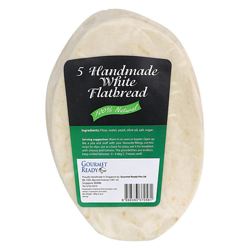 White Flatbread