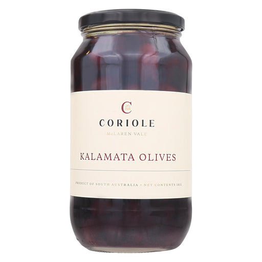 Coriole Kalamata Olives 1KG - The Fishwives Singapore