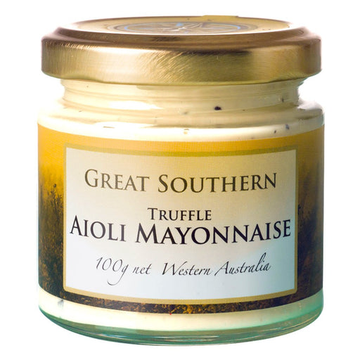 Great Southern Truffle Aioli Mayonnaise 100g - The Fishwives Singapore