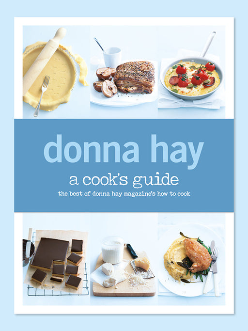 Cook's Guide by Donna Hay - The Fishwives Singapore