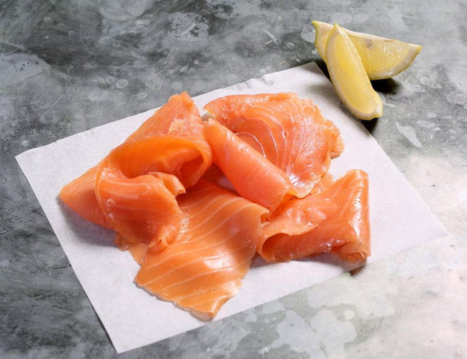 Akaroa Cold Smoked Salmon (Sliced & Non Interleaved)  (Usually arrives on Fri)