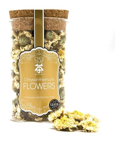 Chrysanthemum Flowers - CHOI TIME TEA - The Fishwives Singapore
