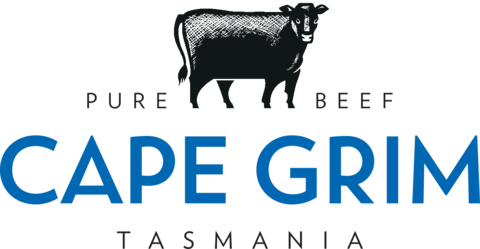 **FROZEN** Beef Rump Steak 1pc/pkt 250gm +/- Cape Grim Grass Fed Beef, Australia