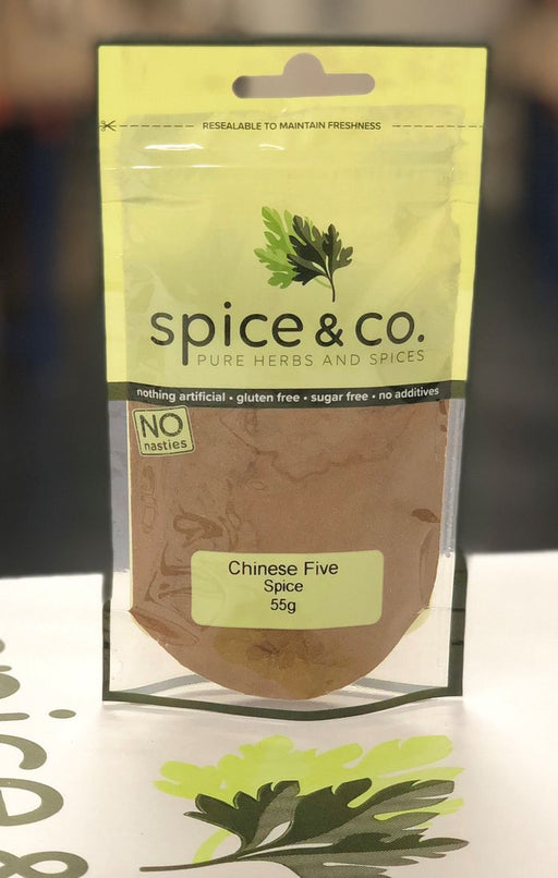 Chinese Five Spice 55g - Spice & Co. - The Fishwives Singapore