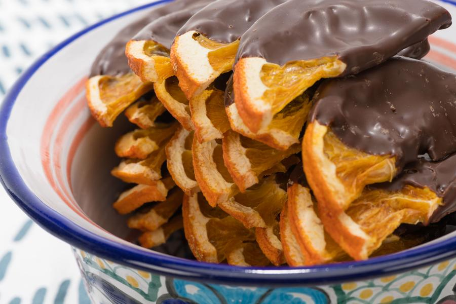 Chocolate Dipped Oranges- il migliore - The Fishwives Singapore