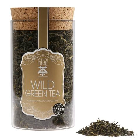 Wild Green Tea - CHOI TIME TEA