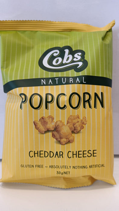 Cobs Popcorn with Cheddar Cheese 100g