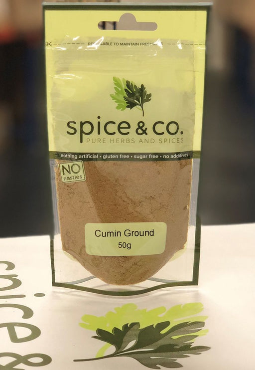 Cumin Ground 50g - Spice & Co. - The Fishwives Singapore