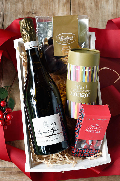 Gorgeous Christmas Hamper C - A Little Decadence