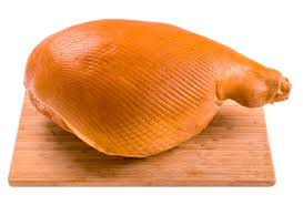 Christmas Full Leg Ham on the Bone 8.5kg - 9kg +/- (DEPOSIT ONLY) - Barossa Fine Foods - AVAILABLE FROM 9TH DEC