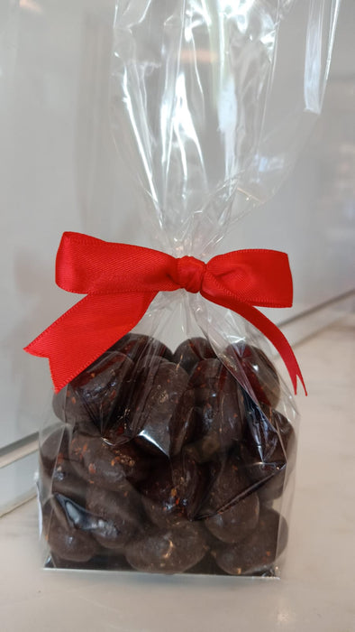 Chilli-Choc Coated Almonds-250g - Ministry of Chocolate