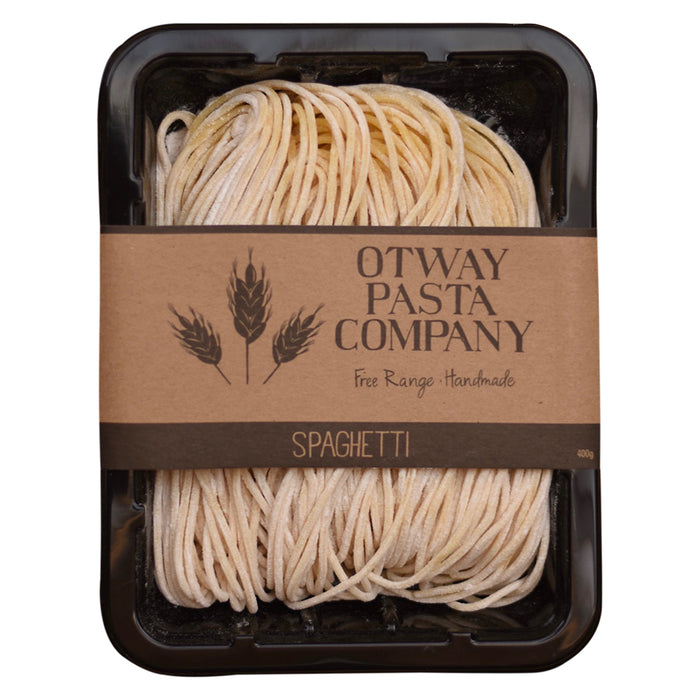 Fresh Spaghetti 400gm - Otway Pasta Company - The Fishwives Singapore