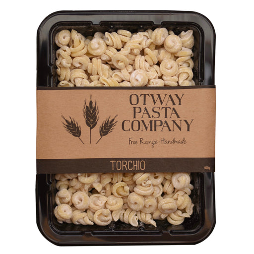 Fresh Torchio 400gm - Otway Pasta Company - The Fishwives Singapore