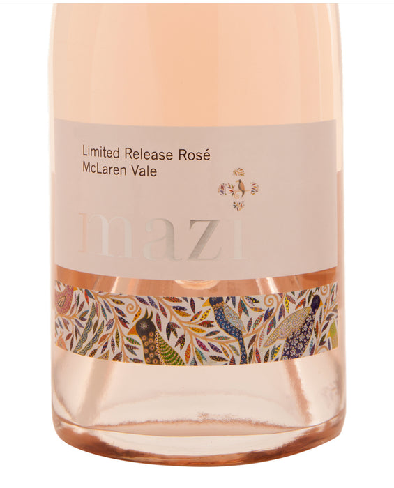 Limited Release Mazi Rosé 2018 Magnum (1500ml) - McLaren Vale SA - The Fishwives Singapore