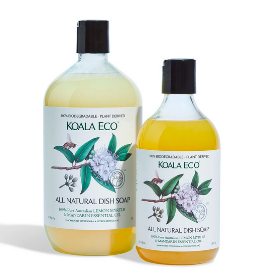 All Natural Dish Soap - Koala Eco - Australian Made