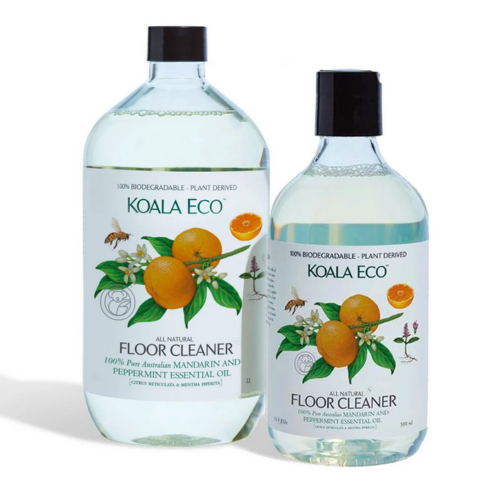 All Natural Floor Cleaner - Koala Eco - Australian Made