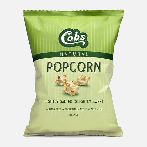 Cobs Popcorn Lightly Salted, Slightly Sweet