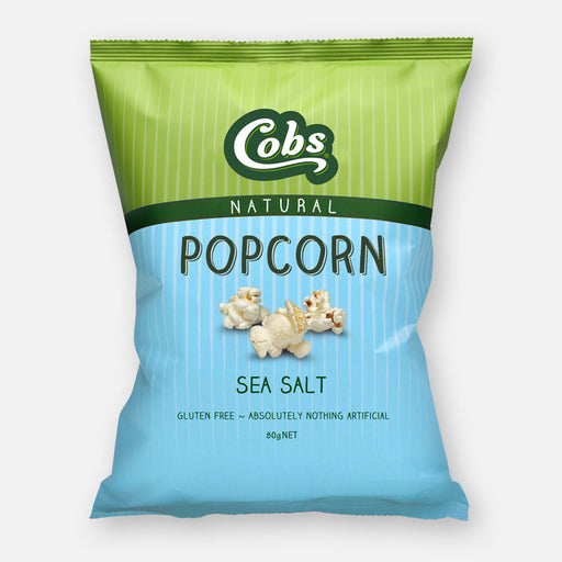 Cobs Popcorn with Natural Sea Salt - The Fishwives Singapore