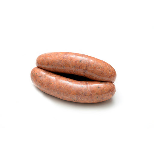Organic Farmhouse Beef Sausage 10pc/Pkt (approx 500gm) - FROZEN