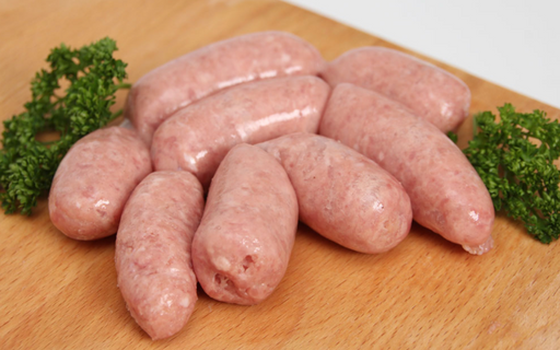 Pork Cocktail Chipolatas 500gm - Frozen