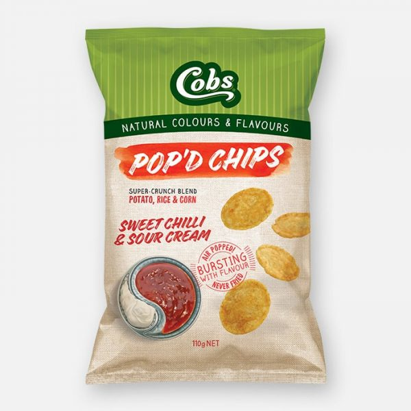 Cobs Pop'd Chips - The Fishwives Singapore