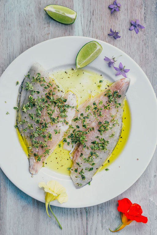 FRESH NZ Sea Bream Fillets - WILD CAUGHT