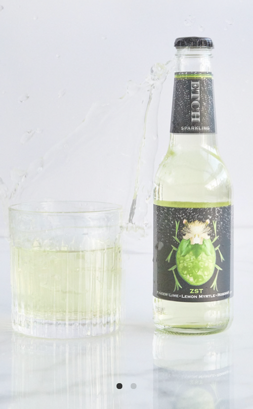 ZST - Finger Lime Lemon Myrtle Rosemary Sparkling - ETCH