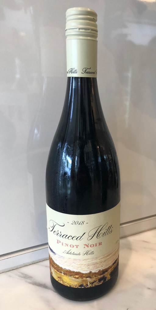 Terraced Hills Pinot Noir 2018 - Adelaide Hills (Limited Stock)