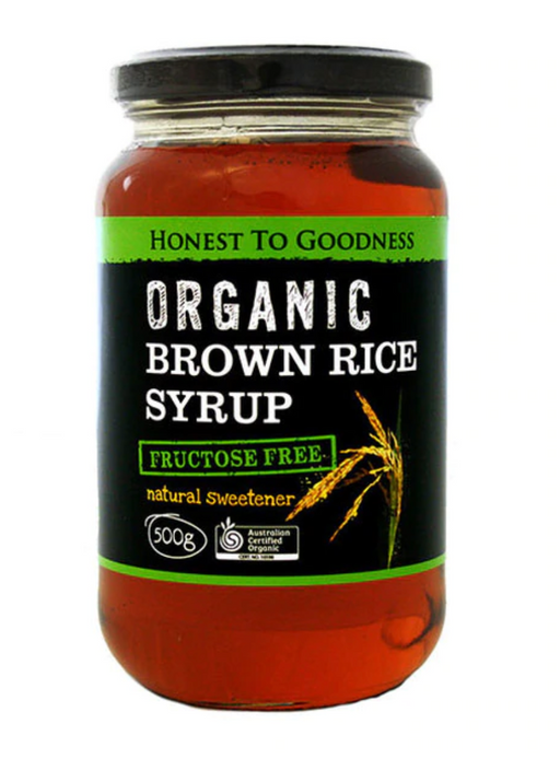 Organic Brown Rice Syrup - Honest to Goodness