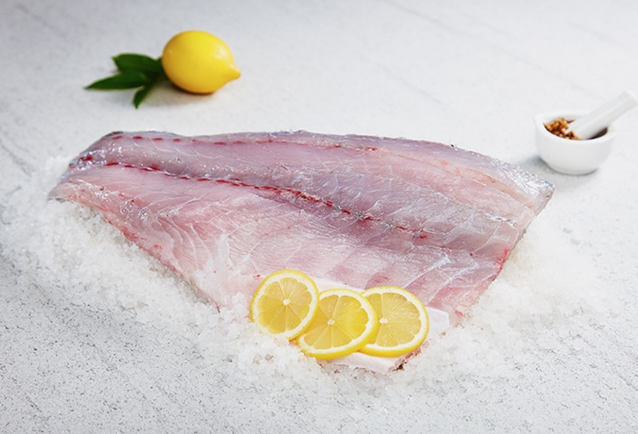 Fresh Kuhlbarra Barramundi Fillets Portions & Whole Sides Available - The Fishwives Singapore