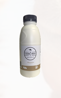 FROZEN Unhomogenised 100% Natural Australian Camel Milk - The Fishwives Singapore