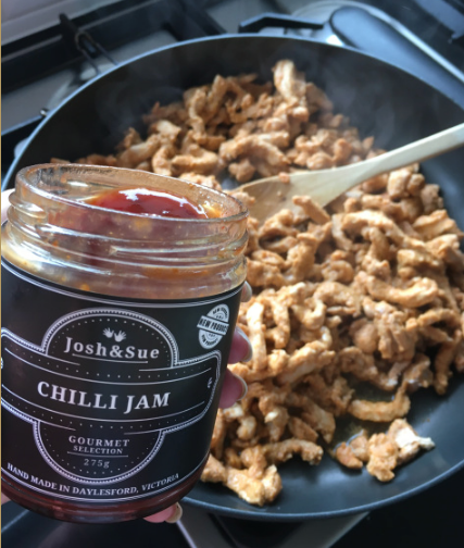 Chilli Jam (280g) - JOSH & SUE - The Fishwives Singapore