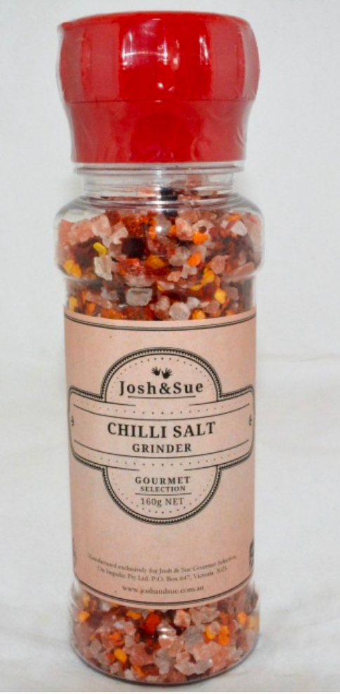 Chill Salt Grinder - JOSH & SUE