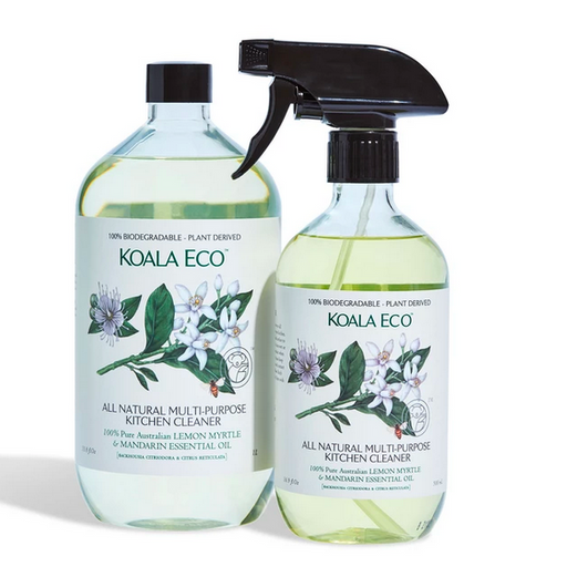 All Natural Multipurpose Kitchen Cleaner - Koala Eco - Australian Made