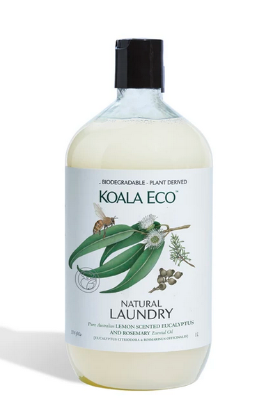 All Natural Laundry Liquid 1ltr- Koala Eco - Australian Made