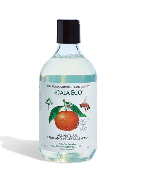 All Natural Fruit & Vegetable Wash - Koala Eco - Australian Made