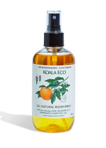 All Natural Room & Linen Spray - Koala Eco - Australian Made