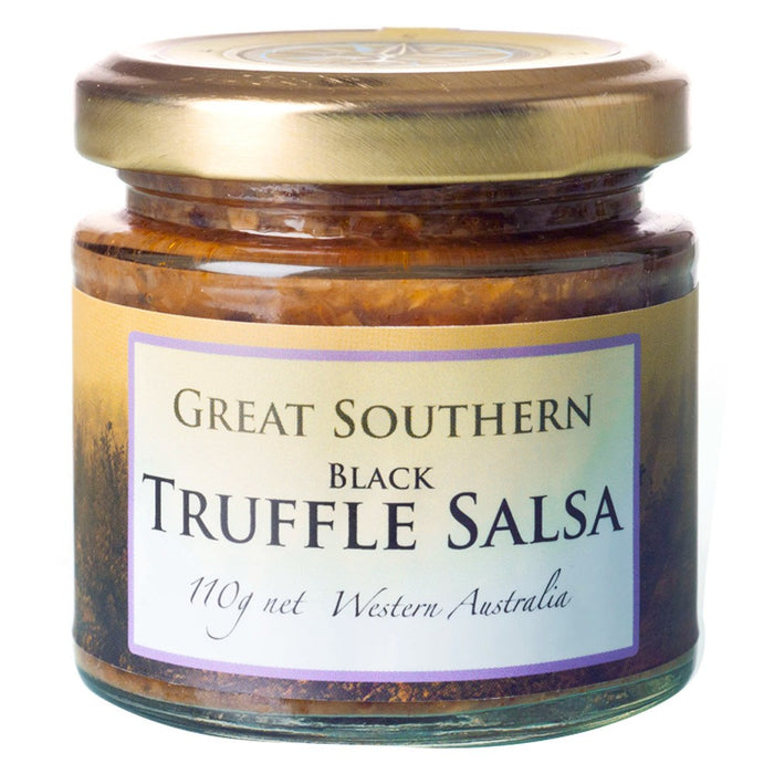 Great Southern Black Truffle Salsa - The Fishwives Singapore