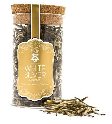 White Silver Needles - CHOITIME TEA