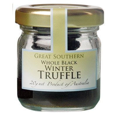 Great Southern Whole Black Truffle 2Og - The Fishwives Singapore