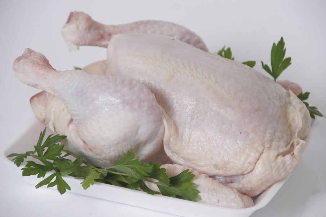 Fresh Anxin Hormone & Antibiotic Free Small Whole Chicken 1.1kg +/-