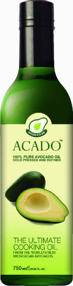 ACADO Avocado Oil 1 Litre - The Fishwives Singapore