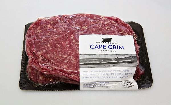 Beef Mince Chilled +/-500g - Cape Grim Grass Fed Australian Beef